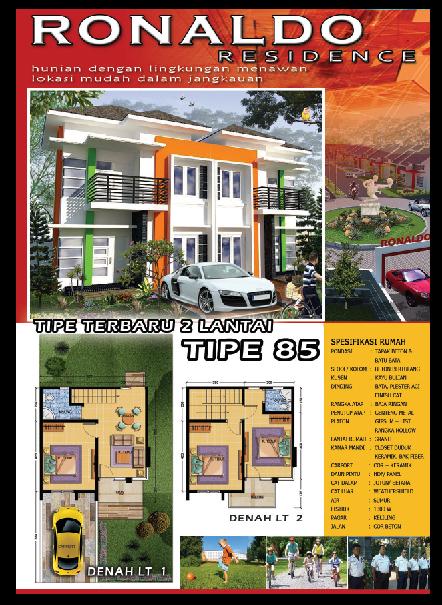 Tipe 85 (2 Lantai)