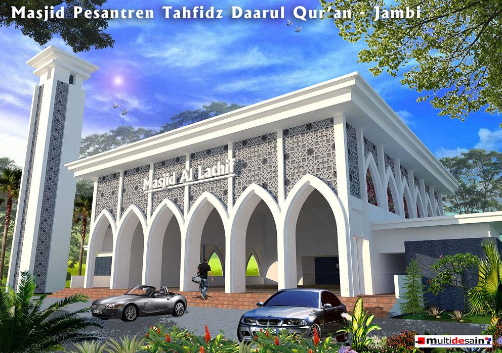 Masjid Daarul Quran Jambi