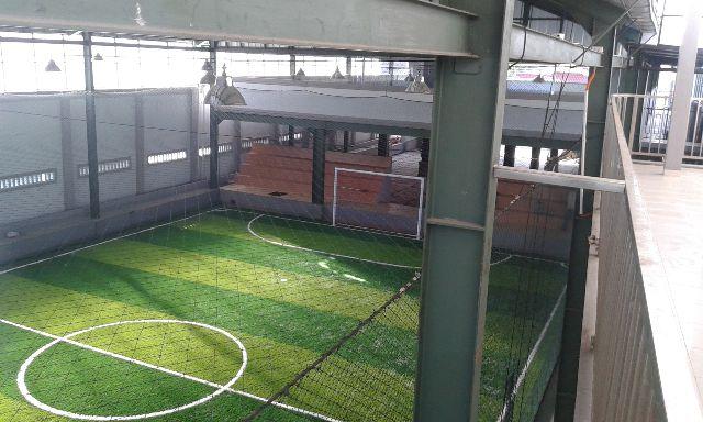 Bagian Dalam Lapangan Futsal