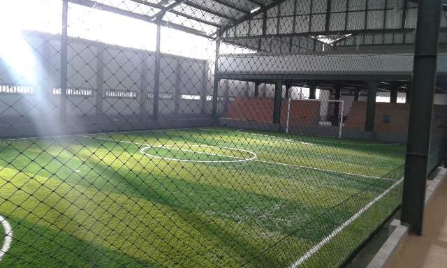 Lapangan Futsal sudah operasional