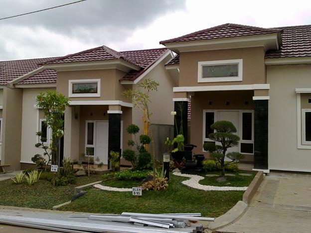 Pembangunan Rumah Contoh Tipe 50