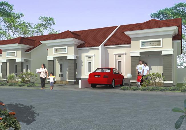 Desain Rumah Tipe 50 dan 62