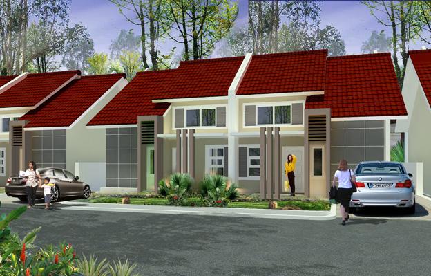 Desain Rumah Tipe 67