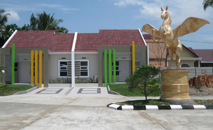 Progress 100% Rumah Contoh