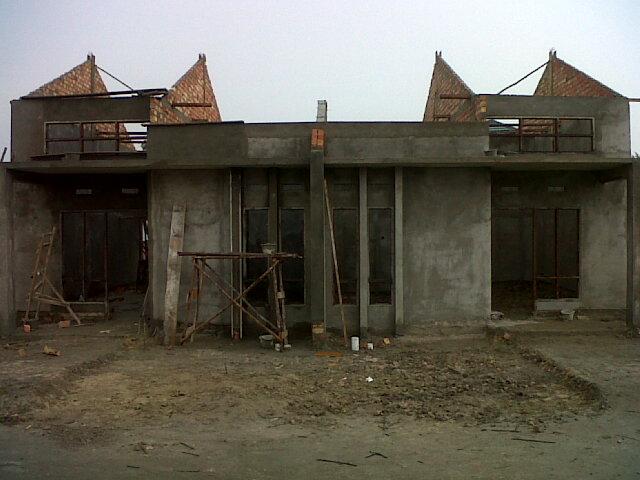 Progress Pembangunan Rumah Contoh