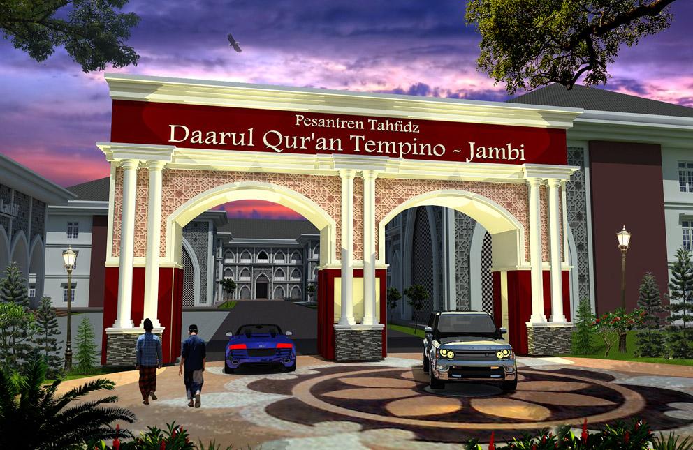 Pesantren Tahfidz Daarul Quran Jambi