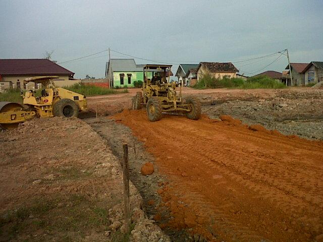 Pembuatan Jalan Lingkungan