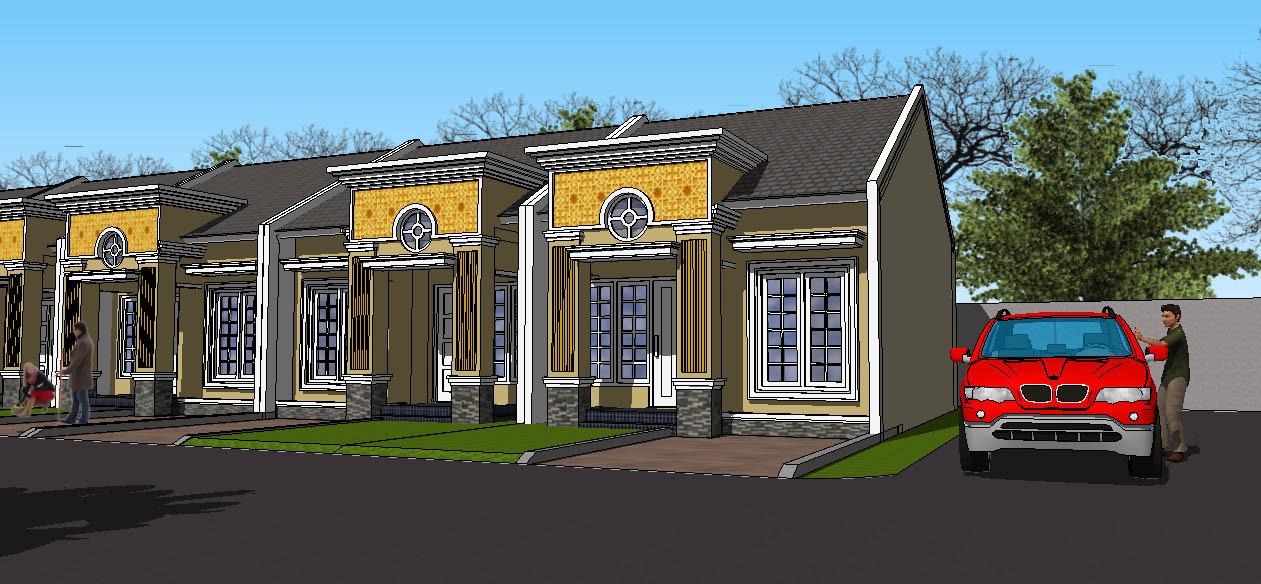gambar rumah multidesain arsitek