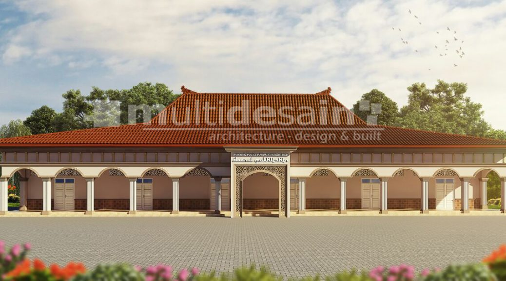 Arsitek Pesantren Multidesain Arsitek