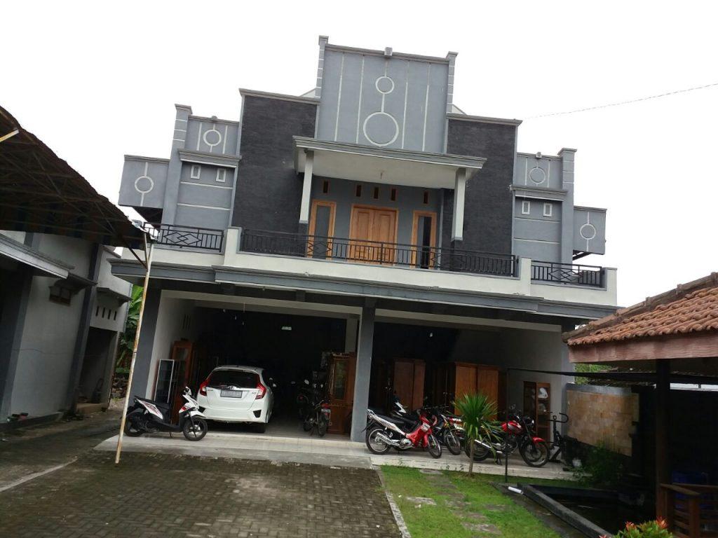 Foto Bangunan Eksisting (Gudang Meubel)