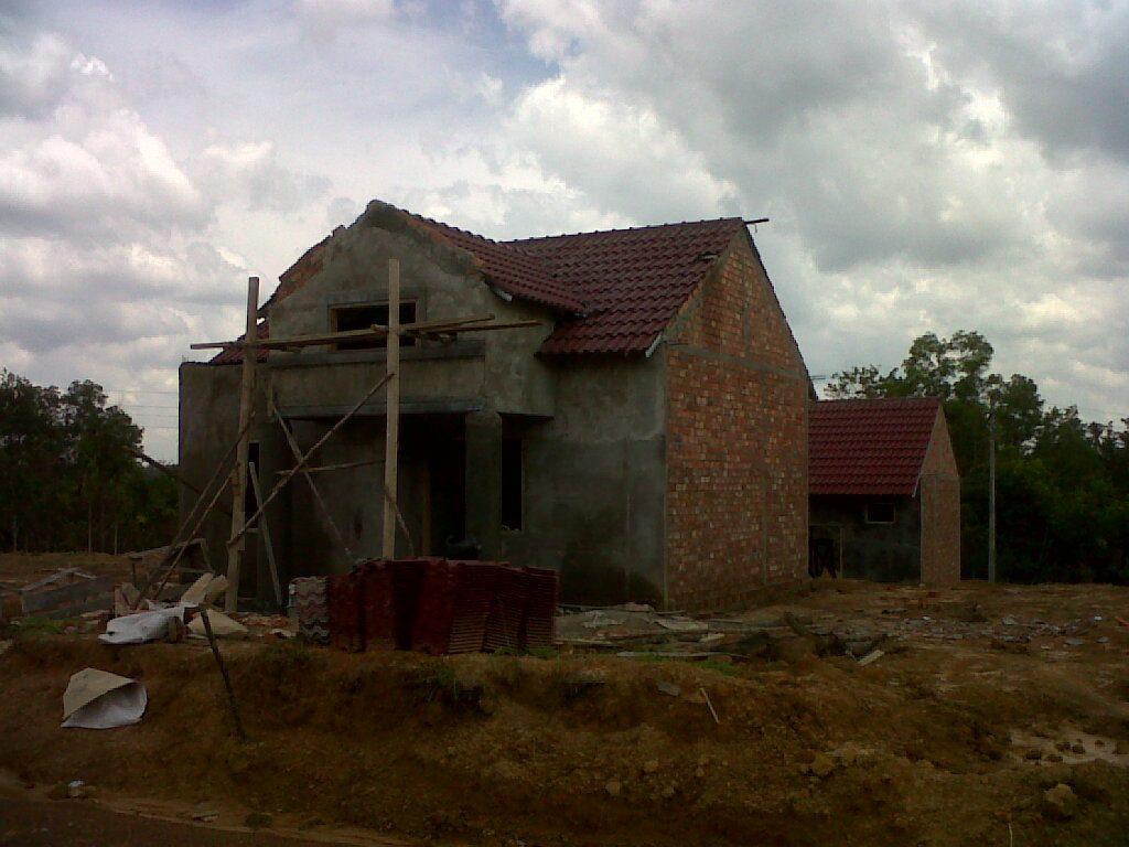 Rumah Contoh Tipe 45
