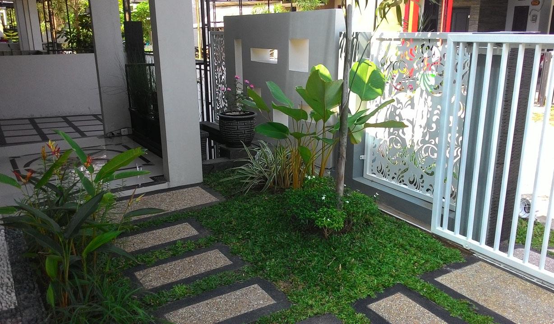 pagar motif batik | MultiDesain Arsitek
