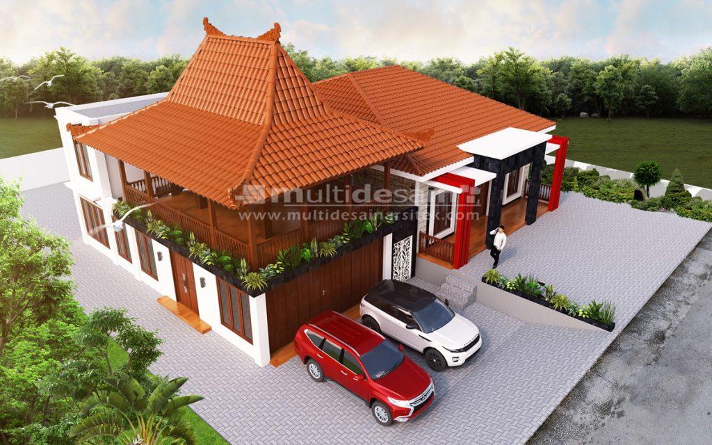 Model Teras Rumah Joglo Sederhana  multidesain arsitek architecture design service hp wa 62