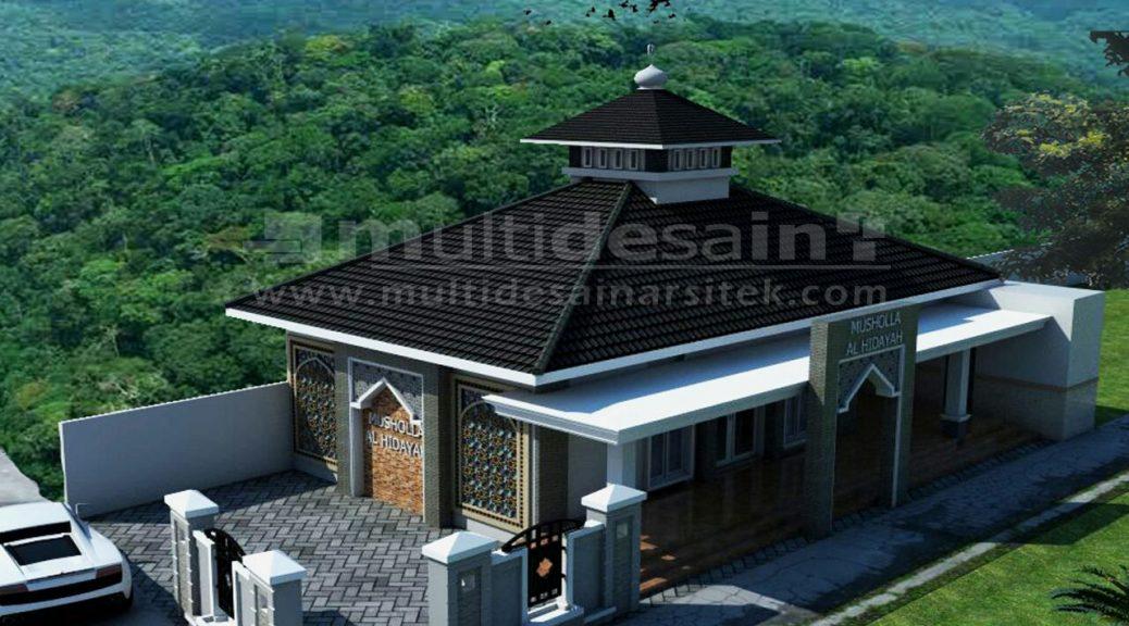 Desain Rumah Minimalis Luas 150m2  arsitek masjid multidesain arsitek