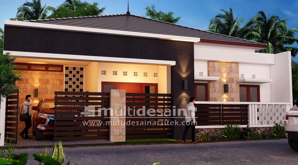 Desain Rumah Ruko Minimalis 1 Lantai desain gambar rumah multidesain arsitek