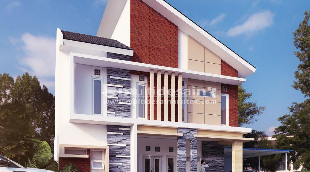 Desain Rumah Minimalis Multidesain Arsitek