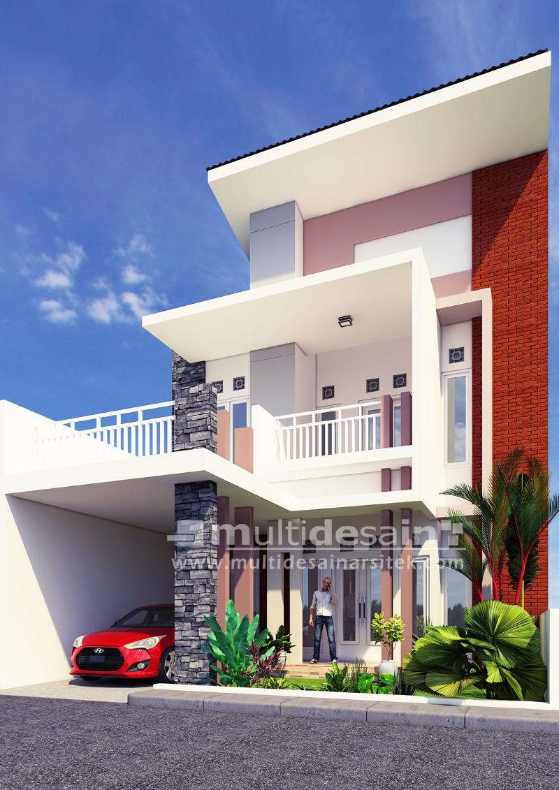 Desain Rumah Tinggal Multidesain Arsitek Part 2