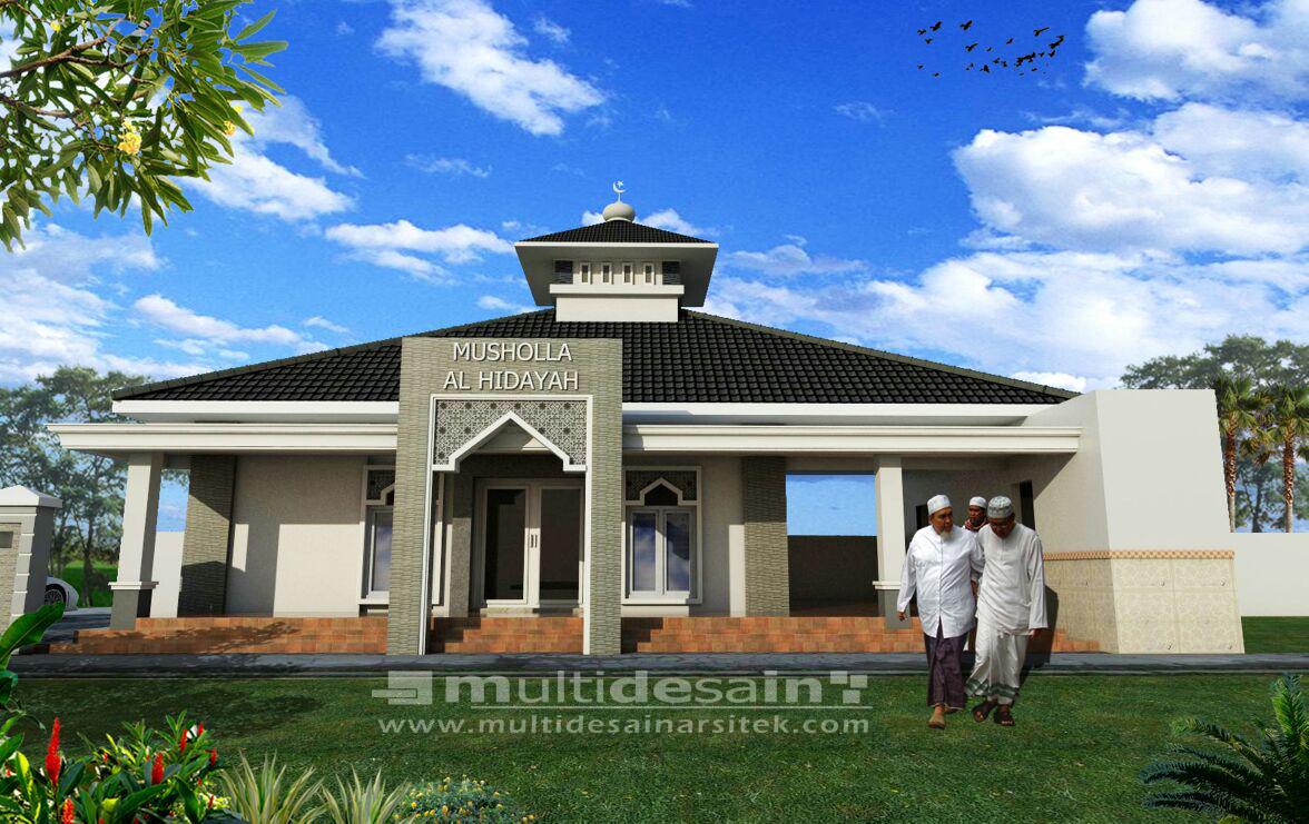 desain mushola masjid modern minimalis di bandung sutisna multi desain arsitektur 3